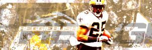 Reggie Bush by e-one-design