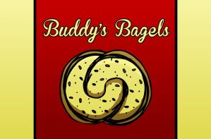 Buddy's Bagels by StickstoMagnet