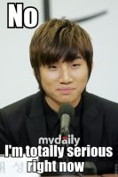 Can't you see Dae's serious face? by WhiteYuuki