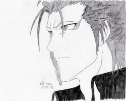 Bleach: Grimmjow by 19Skejciara10