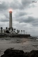 Faro de Chipiona by NetsuK-2