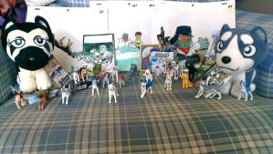 Ginga Collection Update by BlueDreamerr