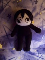 Masada Plushie by StrawberryParall
