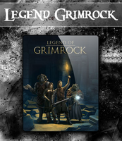 Legend of Grimrock by Zakafein