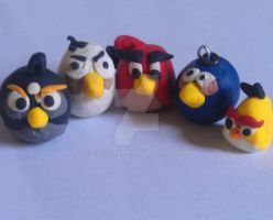 Angry Birds by Augustyne