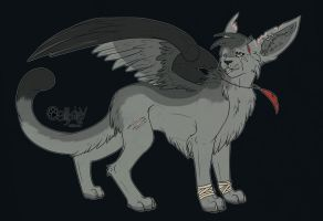 Feather by CALLYKITTY