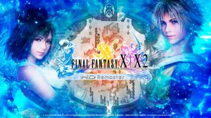 Final Fantasy X | X-2 Wallpaper by Nerkin