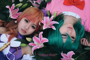 Ranka and Sheryl by kirawinter