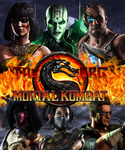 Mortal Kombat ORG DVD Cover by shadow0knight