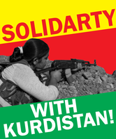 Solidarity with Kurdistan by Party9999999