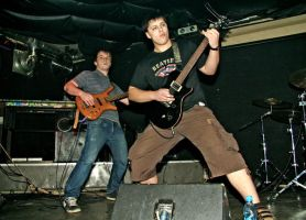 Failure Guitarists by MargoHell