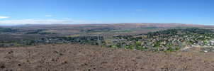 The Views: South Badger W. by clindhartsen