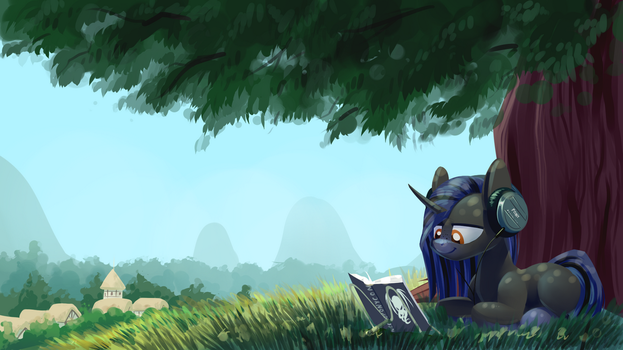 Good Read by Underpable