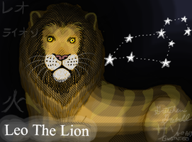 Leo The Lion by GNGTNT105