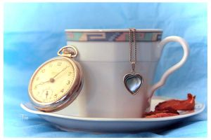 My Love For Tea Time by TeaPhotography