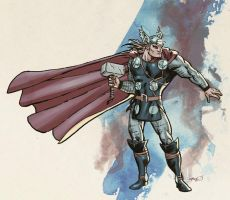Thor by sdowner