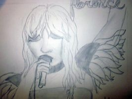 Florence + The Machine by hopefortommorow