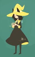 Witchsona by aketan