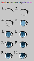 Eye Tutorial 1 by musicxartareone