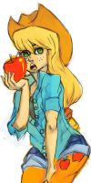 apple jack by the-mythical-beast