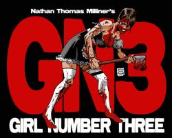 GIRL NUMBER THREE is COMING by MalevolentNate