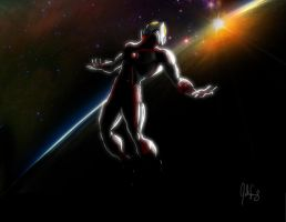 Ultraman Survive by manguy12345