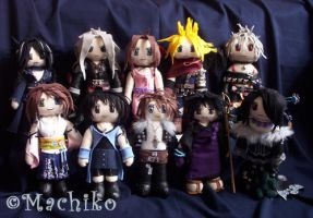 Dollie Group Picture by momoiro-machiko