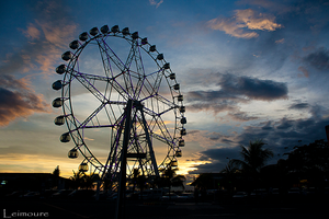 The WHEEL by lee-sutil