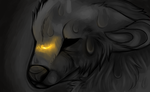 DONT PAINT ME BLACK WHEN I USED TO BE GOLDEN by lovekite