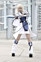 Fan Expo 09 - Female Ky Kiske by Aenaisago