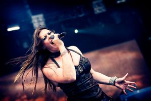 Floor Jansen pt. 2 by Juzma
