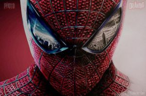 The Amazing Spider-Man Drawing N Photo by A-D-I--N-U-G-R-O-H-O
