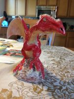 Dragon Ceramic - Fired (Photo 1) by DragonLover5775