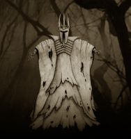 Sauron in Mirkwood by Mortis-of-midian