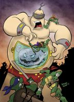 It's a Krang Thang by toonbaboon