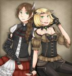[APH] Nyo! LietPol - Steampunk [+SPEEDPAINT] by Anni-the-cat