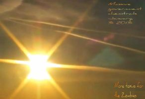 Chemtrails January 3, 2013 by guitarbri