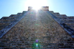 Chichen Itza by taoamelia