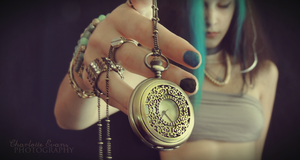 The Mermaid's Timepiece by LifeLustingDreamer