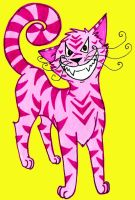 Cheshire Cat by acid-drinker