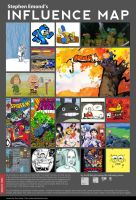 Influence Map by steverinoz