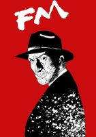 Frank Miller by olharcabuloso