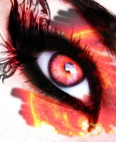 Eye of the Faerie of Fire by Canimated