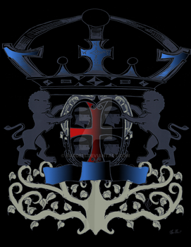 MoorMauri Coat of Arms by narde15