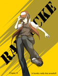 Raylocke chapter 9 cover by Raycchan