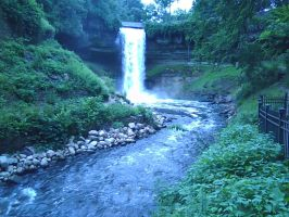 Minnehaha by DreamPuppeteer