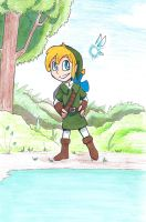 The Legend of Derps by Gell-pen