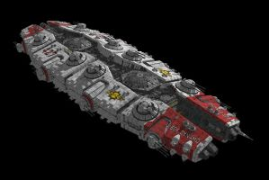 SBF Dynamo by Scifiwarships