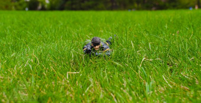 Big Boss / Snake in the grass by PlasticSparkPhotos