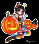 -- Halloween 2013 -- by Nay-Hime